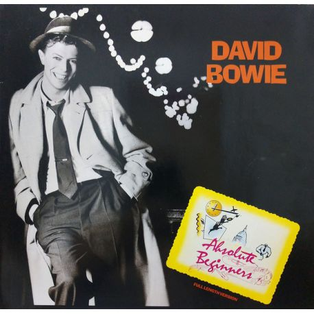 David Bowie – Absolute Beginners (Full Length Version)