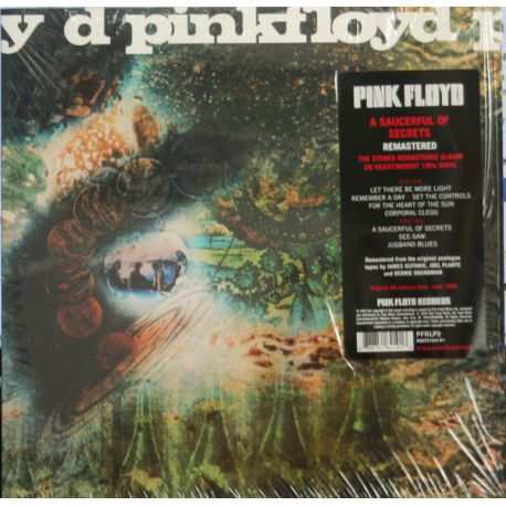 Pink Floyd ‎– A Saucerful Of Secrets