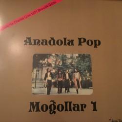 Anadolu Pop Moğollar 1 Plak