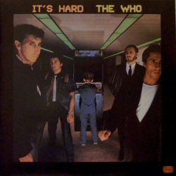 The Who - It's Hard Plak