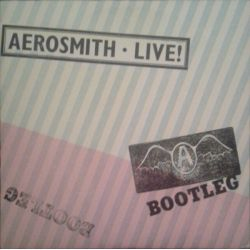 Aerosmith - Live - 2 LP