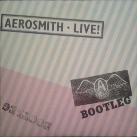 Aerosmith - Live - 2 LP
