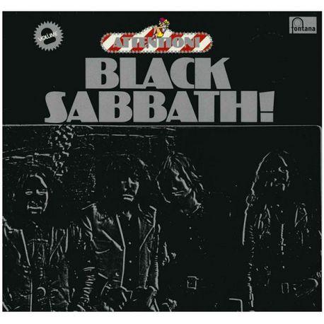 Black Sabbath – Attention! Black Sabbath!