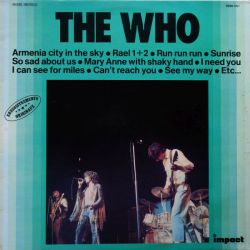 The Who ‎– The Who