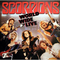 Scorpions - World Wide Live - 2 LP