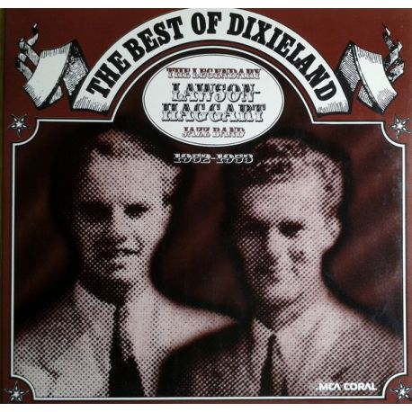 Lawson-Haggart Jazz Band – The Best Of Dixieland - 2 LP