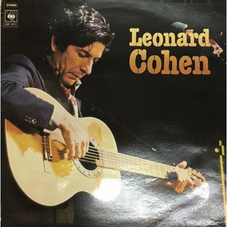 Leonard Cohen – Leonard Cohen